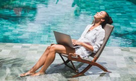 Как расслабиться во время отпуска и перестать думать о работе