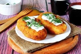 Как приготовить вкусные картофельные зразы и что для этого нужно