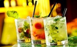 Лучшие алкогольные коктейли: разновидности и особенности приготовления