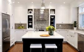 Требования к освещению на кухне: каким светильникам отдать предпочтение