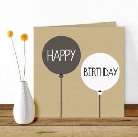 Идеи оформления открыток для Дня Рождения и правила их создания