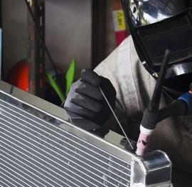 Правила ремонта и замены радиаторов на мотоблоке: как действовать