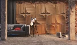 Особенности использования самоклеющихся панелей под дерево в оформлении интерьера и их достоинства