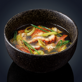 Суп сяке тедзу: перечень ингредиентов и технология приготовления