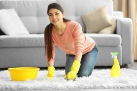 Как устранить неприятные запахи с ковра: полезные советы