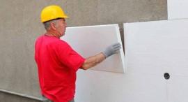 Технология утепления стен пенопластом: каких правил придерживаться